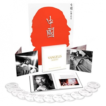 Vangelis - Delectus 13 CD Set